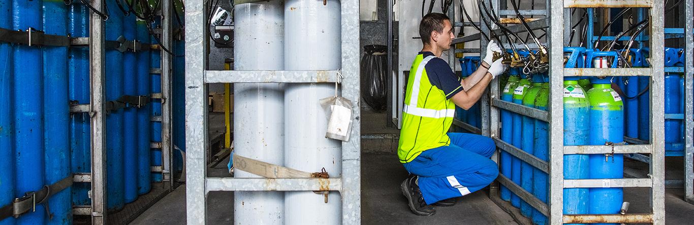 Air Liquide i Norge  | myGAS | Air Liquide