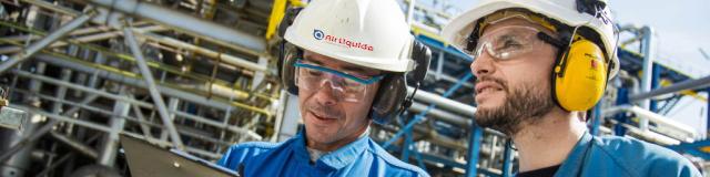 Expertise| myGAS | Air Liquide