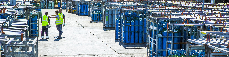 Gas revisjon | myGAS | Air Liquide