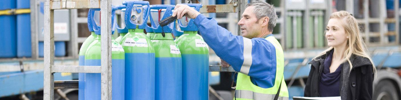 Sporingssystem | myGAS | Air Liquide