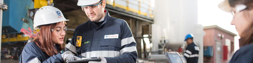 Sikkerhetsopplæring | myGAS | Air Liquide