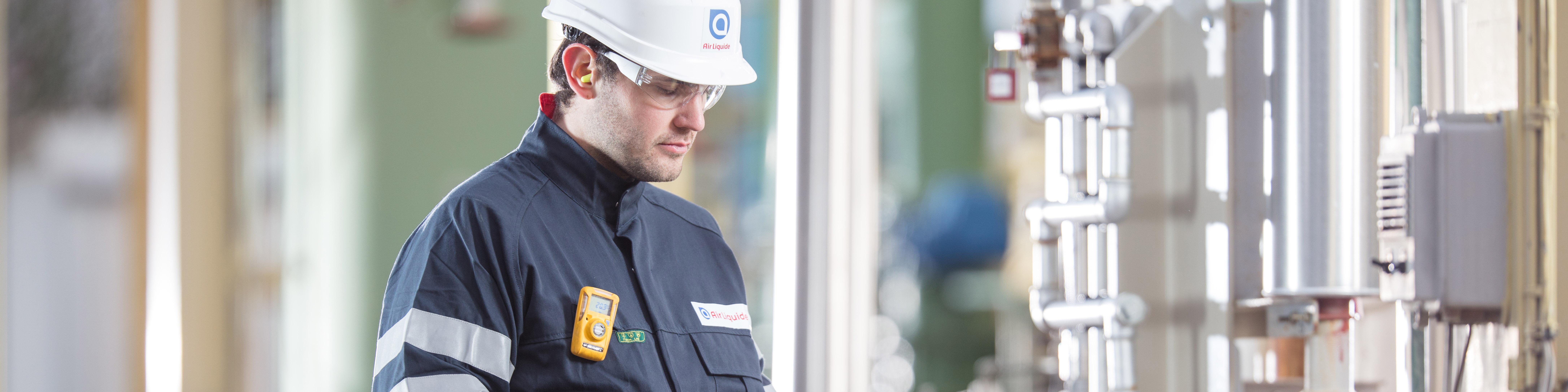 SERVIGAS forebyggende vedlikehold av gassdistribusjonsutstyr | myGAS | Air Liquide